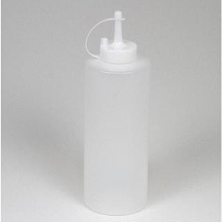 22 oz Squeeze Bottle with Cap - 36 Units
