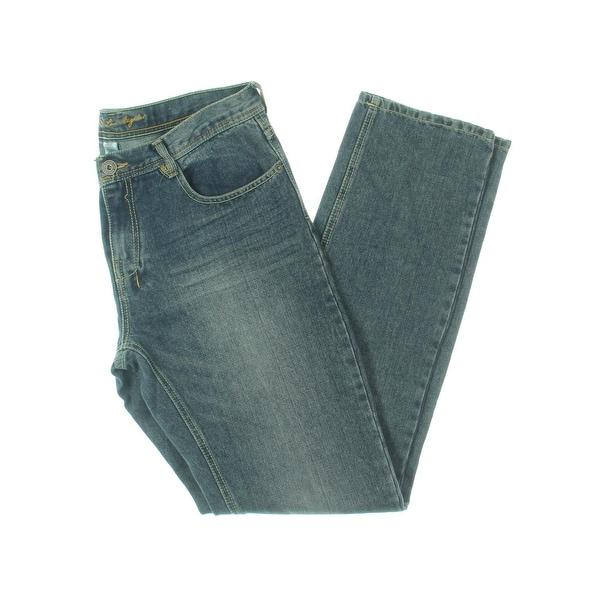 Plus Straight Rocker Leg Jeans Womens Shop Fit Slim Guess Low Brit T46ggq