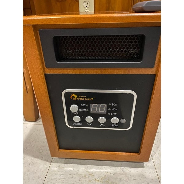 Dr Infrared Heater Portable Space Heater 1500-Watt Dr Heater DR968