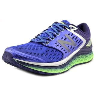 New Balance M1080 Men B Round Toe Synthetic Blue Running Shoe