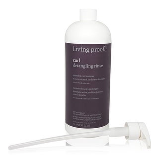 Living Proof Curl Detangling Rinse for Unisex, 32 oz