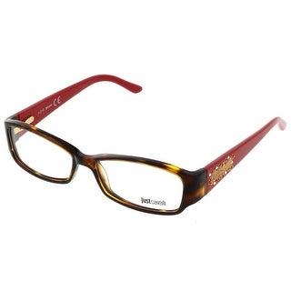 Just Cavalli JC0456/V 052 Tortoise Rectangle Optical Frames