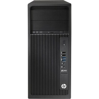 HP Z240T Tower 2VN23UT-ABA Z240T Tower 2VN23UT
