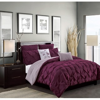 Link to Olympia 7-Piece Reversible Comforter Set Similar Items in Comforter Sets