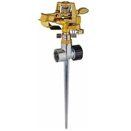 Mintcraft GS81713L Pulsating Lawn Metal Sprinkler