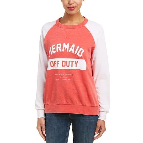 The Laundry Room Mermaid Off Duty Sweatshirt