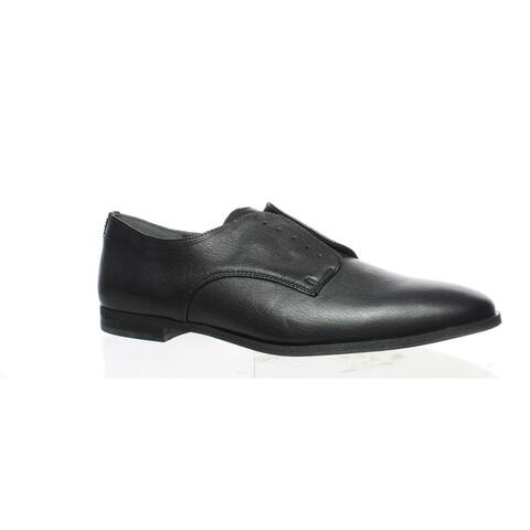 Sam Edelman Womens Lina Black Oxfords Size 9.5