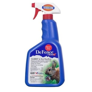 Havahart DeFence 5600 Ready to Use Rabbit and Deer Repellent, 32 Oz