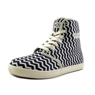 Movmt Marcos Hi Canvas Fashion Sneakers