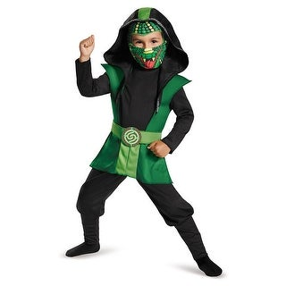 Toddler Combat Cobra Ninja Halloween Costume