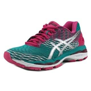Asics Gel-Nimbus 18 Women  Round Toe Synthetic Multi Color Running Shoe