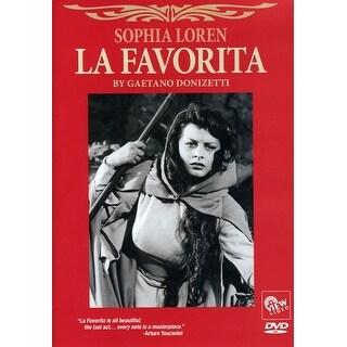 G. Donizetti - La Favorita [DVD]