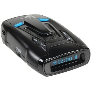 Whistler CR93 Laser & Radar Detector, Black