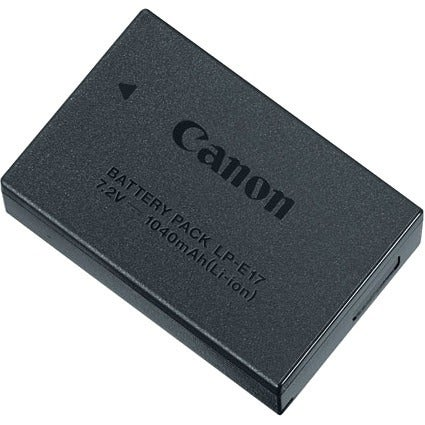 """Canon LP-E17 Camera Battery Canon Battery Pack LP-E17 - 1040 mAh - Lithium Ion (Li-Ion) - 7.2 V DC"""