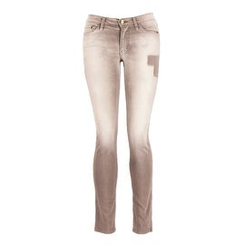 Sonas Denim Stow Lake Skinny Jeans in Coppertone