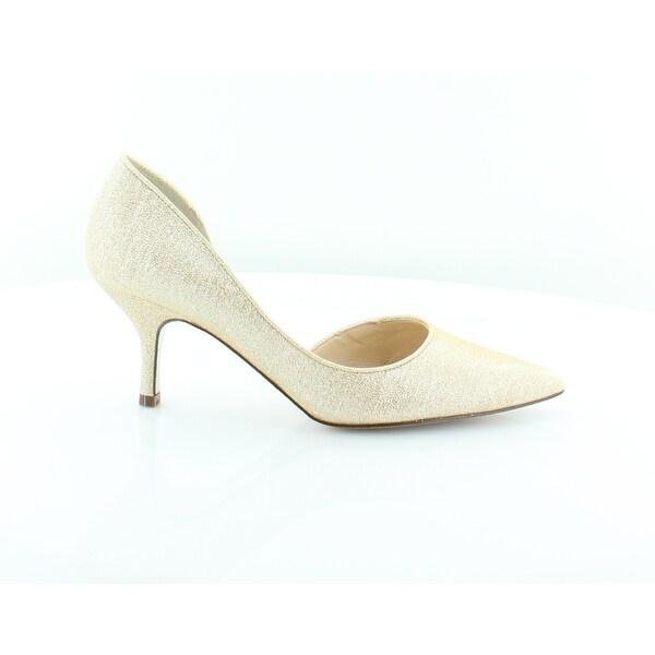 Nina Brynlee Women's Heels Platino Wonderland - 6