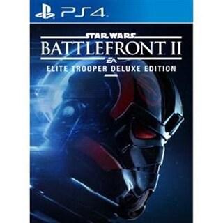 Electronic Arts - 37231 - Swbf Ii Elt Trpr Deluxe Ps4