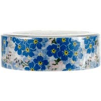 Forget Me Not - Love My Tapes Washi Tape 15Mmx10m