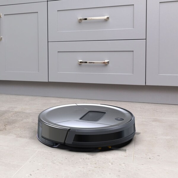 bObsweep PetHair Vision Wi-Fi Connected Robot Vacuum and Mop. Opens flyout.