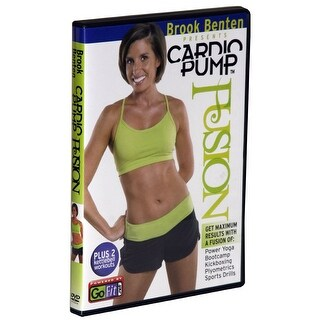 GoFit Brook Benten Cardio Pump Fusion DVD