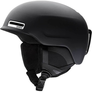 Link to Smith Maze Snow Helmet (Matte Black/Large) - Black Similar Items in Cycling Equipment