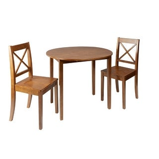 Link to Murphy 3-piece Drop Leaf Dining Set Similar Items in Dining Room & Bar Furniture