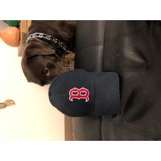 47 Brand Boston Red Sox MLB Basic Hook and Loop Hat