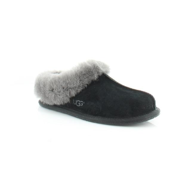 1488dea111e Shop UGG Moraene Women's Slippers Black - 5 - Free Shipping On ...