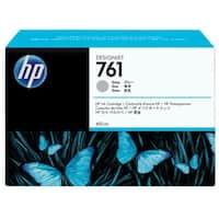 HP 761 400-ml Dark Gray DesignJet Ink Cartridge (CM995A)(Single Pack)