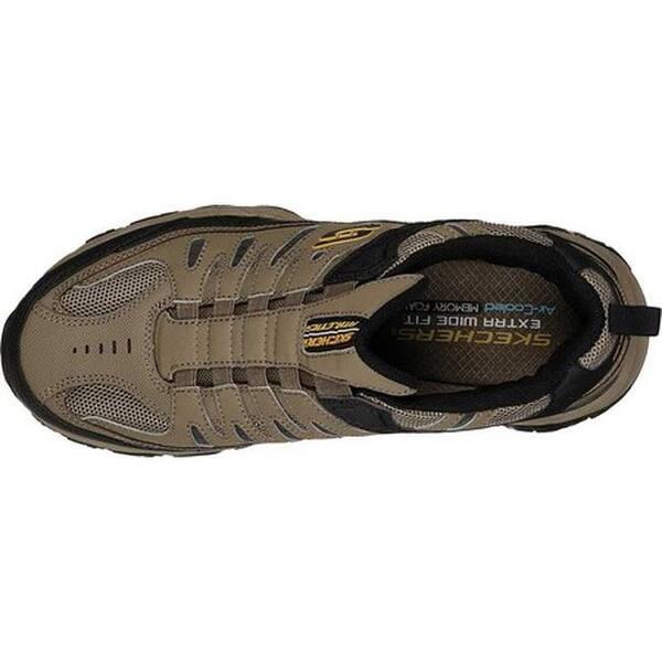 temperament shoes authentic quality best online Shop Skechers Men's After Burn M. Fit Slip-On Walking Shoe Pebble ...