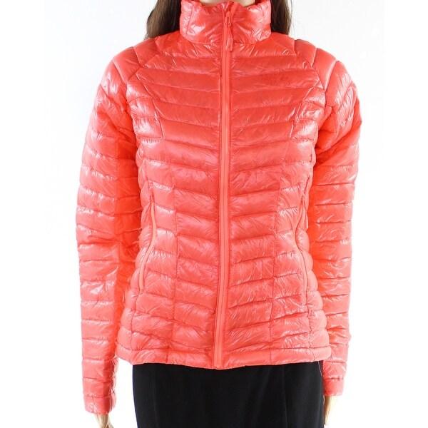 Mountain Hardwear Pink Women's Size XS Full-Zip Puffer Jacket