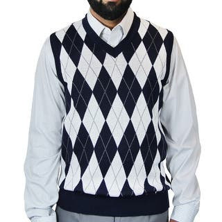 Men's Argyle Jacquard Sweater Vest (Option: Green)|https://ak1.ostkcdn.com/images/products/is/images/direct/e508d367120ea8a14d86559c9e95f438ab36506e/Men%27s-Argyle-Jacquard-Sweater-Vest.jpg?impolicy=medium