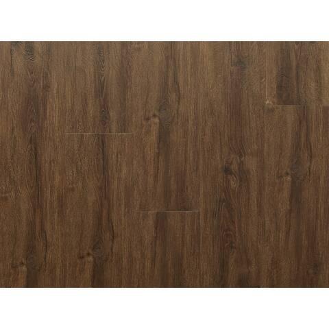 NewAge Products Stone Composite 9.5mm Luxury Vinyl Plank - 600 Sq.ft. Flooring Bundle