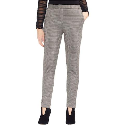 Vince Camuto Womens Estate Dress Pants, Black, 14