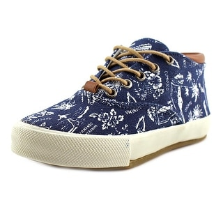 Veja Transatlantico Small Youth Canvas Blue Fashion Sneakers