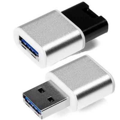 Verbatim 64Gb Store 'N' Go Mini Metal Usb 3.0 Flash Drive 49841