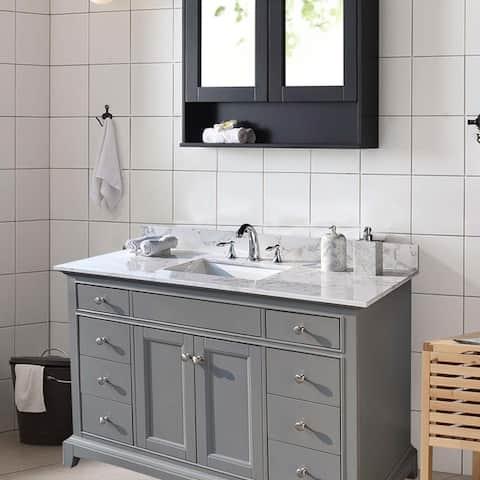 """43''x22"""" Bathroom Stone Vanity Top.(Only Vanity Top)"""