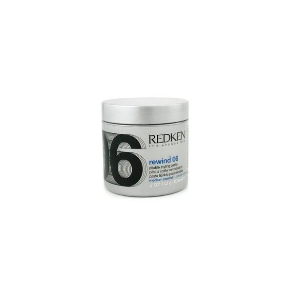 Redken Rewind 06 Pliable Paste 5 Oz