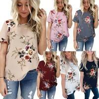 Floral Top Shirt
