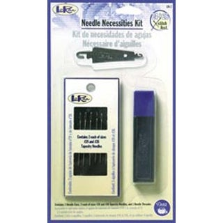 Size 24/26 6/Pkg - Loran Needle Necessities Kit