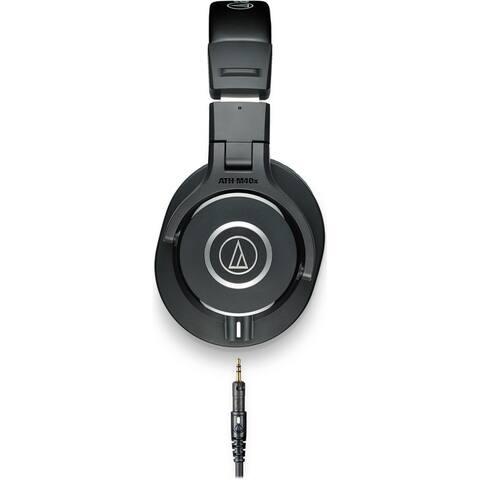 Audio-Technica ATH-M40x Professional Monitor Headphones (Black)