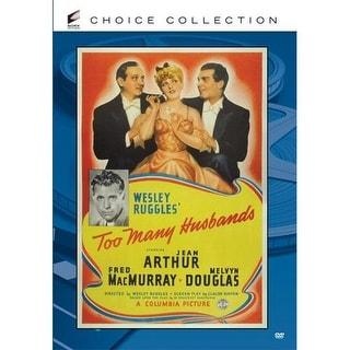 Too Many Husbands DVD Movie