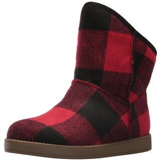 Link to Indigo Rd. Womens Aylee Faux Fur Closed Toe Ankle Cold Weather Boots Similar Items in Women's Shoes