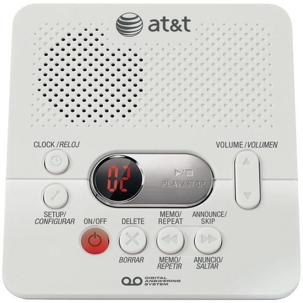 Att 1740 Digital Answering System