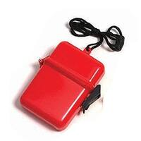 """4.5"""" Red Waterproof Personal Swimming Pool Beach Accessory Case"""