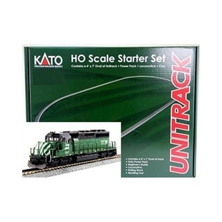 Kato KAT302012 SD40-2 Mid Starter Set