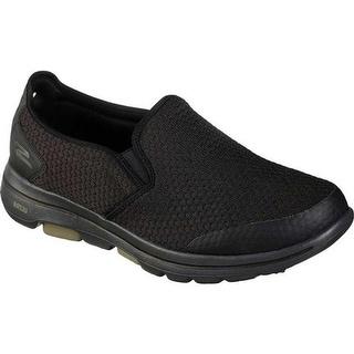 Skechers Men's GOwalk 5 Apprize Slip-On Black/Black