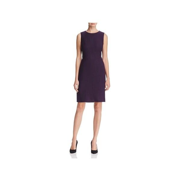 727198f1ada Shop BOSS Hugo Boss Womens Donalea Cocktail Dress Wool Special ...