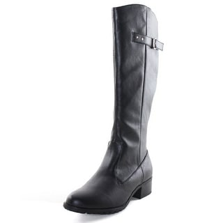 Rampage Idaho Riding Boots - Black