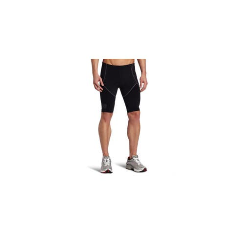 CEP DynamicPlus Mens Run Shorts Black - Size 6 Mens Run Shorts